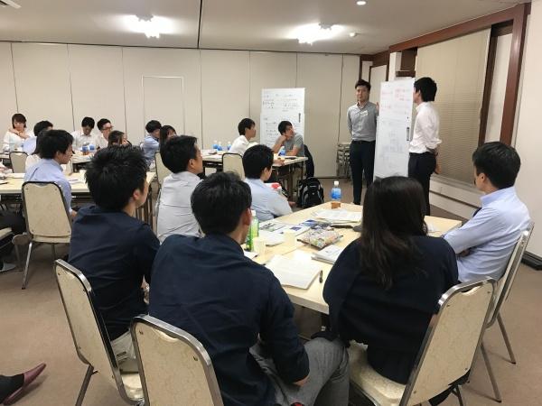 8月23日三菱商事研修