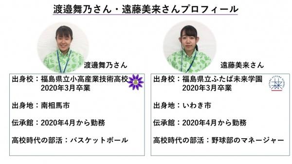 ロールモデル双葉伝承館渡邉さん・遠藤